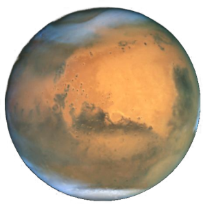 Mars, our long lost twin?