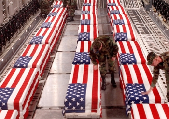 THE ULTIMATE SACRIFICE.  SHOULDN'T THE PRES. BE QUALIFIED?