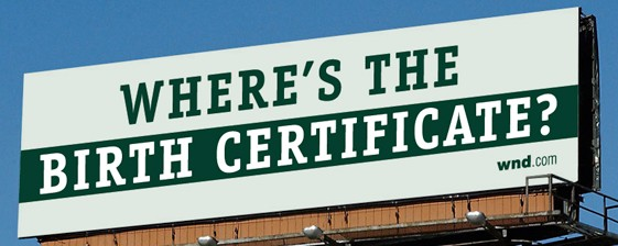 Where's the certificate?  Will we ever see the real thing?