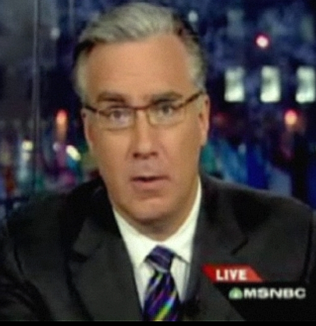 TALKING HEAD OLBERMANN
