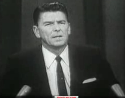 reagan a time for choosing speech