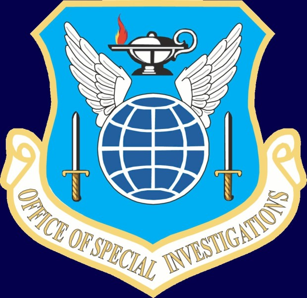 Air force conducts raid in civilian sector a - Air force office of special investigation ...